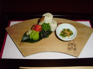 Tawaraya_dinner