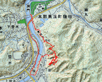 Yabakei_map